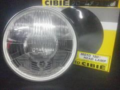 新発売GS400 GSX400E GSX400F CIBIE メッキヘッドライト シビエ