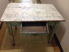 �P■アンティーク 昭和レトロ家具 テーブル