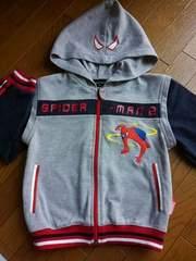 ★スパイダーマンパーカー★