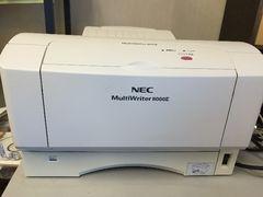 A3印刷可能プリンター MultiWriter 8000E