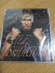 EXILE SHOKICHI BACK TO THE FUTURE 新品 未開封 美品
