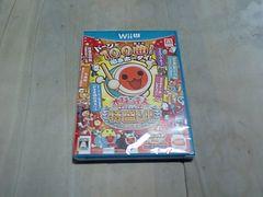 【新品Wii U】太鼓の達人特盛り
