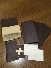 ルイヴィトン☆箱・メッセージカード・封筒