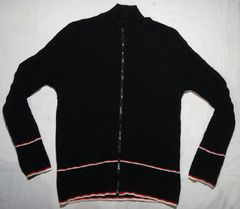 IAN BATTEN イアンバッテン イギリス製 ジップウールセーター