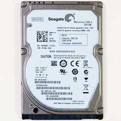 中古良品 Seagate 2.5インチ HDD SATA 500GB ノートPC用 送料216円
