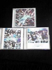 乃木坂46 夏のFree&Easy TYPE-A+B+C 3枚セット DVD付き