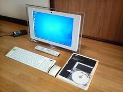 Win7 VGC-LM50DB 地デジ Webカメラ Wi-Fi内蔵