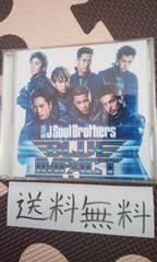 DVD付即決送料込美品三代目J Soul Brothers/BLUE IMPACT