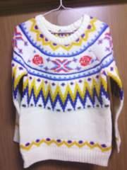 ロデオクラウンズ セーター