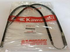 (500)KAWASAKI Z400FX用純正クラッチワイヤー