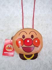 【送料無料】アンパンマン★ネックポーチ(財布)あんぱんまん