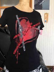 ☆アシッドブラックチェリー☆L ツアーTシャツ☆2015