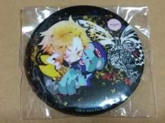 黒蝶のサイケデリカ/缶バッジ/オトメイトカフェ/鴉翅(カラスバ)