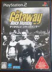 (PS2)the Getaway Black Monday/ゲッタウェイブラックマンデー☆箱庭