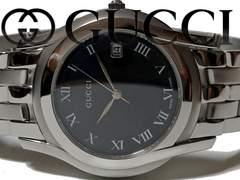 正規【極美品】1スタ グッチ/Gucci 5500M 定価14万 メンズ腕時計