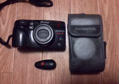 オリンパス フィルムカメラ OZ110ズーム