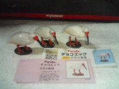 フルタ  日本の動物1  クラシック      10周年  トキ 3種