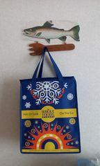 ホールフーズwhole foods保冷保温機能付きクーラーエコバッグ