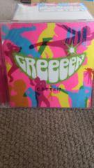 GReeeeNの2枚組ベスト盤(^^)
