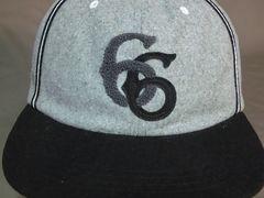 バンズ【Vans】創成1966年 【66】ロゴ入りCAP