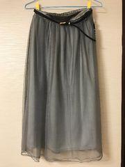 新品★チュールスカート