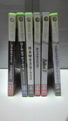 XBOX360 ソフト6本