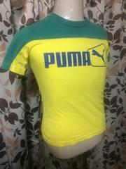 pumaプーマTシャツ記載150ブラジルサッカーナイキadidasNIKE