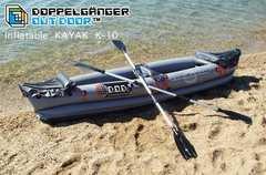 カヤック K-10 DOPPELGANGER INFLATABLE KAYAK