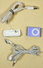 iPod shuffle,1GB,パープル,セット,中古