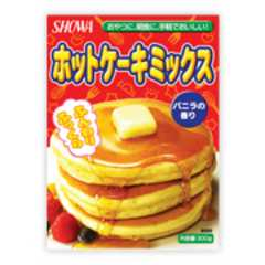 ★300g×3個★昭和 ショウワ SHOWA ホットケーキミックス