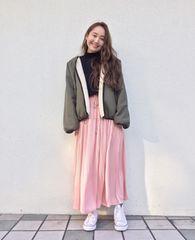 【新品】Kastane プリーツマキシスカート