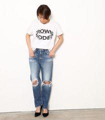 RODEO CROWNS(ロデオクラウンズ)RCS#ダメージデニム#M