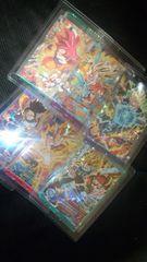 スーパードラゴンボールヒーローズスナックSRまとめ売り7枚