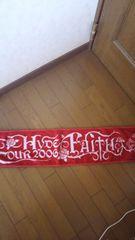 HYDE FAITH 2006 マフラータオル