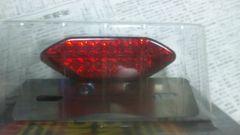 新品、未使用品、KIJIMA LEDテールランプ NEWスクエアー レッドレンズ