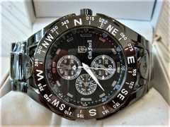 新作希少◆フルブラックロレックスデイトナTYPE 高級Club face腕時計