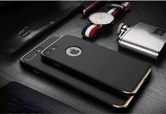 9Hガラス付き!iphone7plusケース 耐衝撃 軽量 メッキ加工