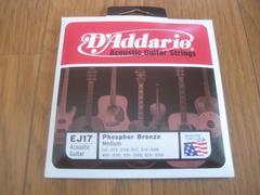 ★新品★ D'Addario アコースティックギター 弦