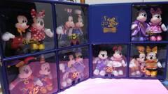 東京ディズニーリゾート30周年TDRミッキーマウス&ミニーマウスぬいば限定品
