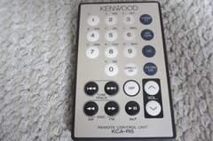 ケンウッド リモコン KCA-R6 動作確認済み オーディオ