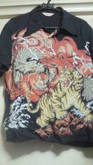 マッコイズアロハシャツ龍虎