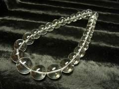 おすすめの一品 本水晶クリスタルネックレス 開運数珠パワーストーン