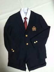 MIKI  HOUSE 120�p 男の子スーツ