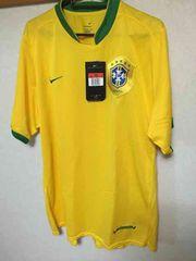 新品タグ付き ジュニア ブラジル代表 2016 ユニフォームNIKE