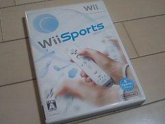 送料込み・Wii・スポーツ