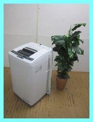 日立☆白い約束☆6,0k全自動洗濯機 NW-6MYピュアホワイト2013年製