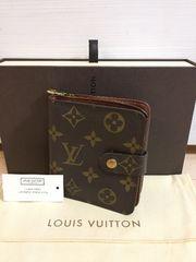 1円 ◆正規品◆ 良好 ◆ ルイヴィトン モノグラム 財布