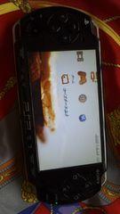 PSP2000本体+バッテリーUMD読み込み左下スティクなしジャンク