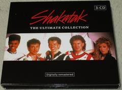 SHAKATAK シャカタク 3CDベスト