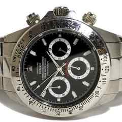 美品 1スタ★CHRISTIANO DOMANI ロレックスのような腕時計